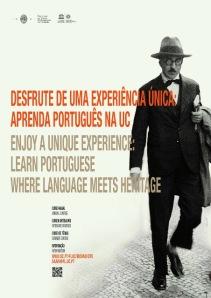 Cartaz E-mail Aprenda Português na UC_CPE
